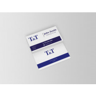 Business Cards - 80lb Laid Cover
