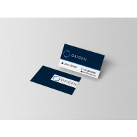 Business Cards - 17pt Matte Laminated