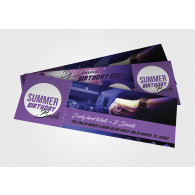Tickets - 14pt Gloss Cover C2S